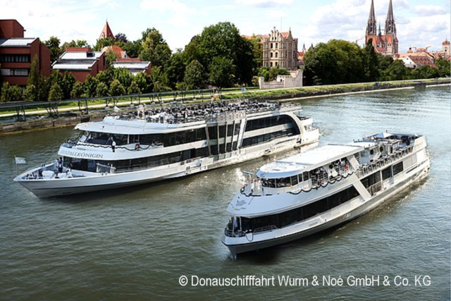 Donauschifffahrt 1 Wurm & Noe