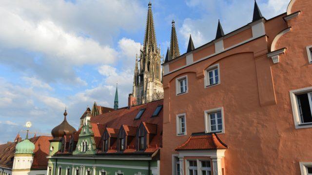 Altstadt Regensburg Unesco Weltkulturerbe