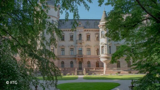 Schloss Thurn & Taxis (RTG)